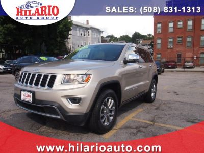 2014 Jeep Grand Cherokee Limited (Cashmere Pearlcoat)