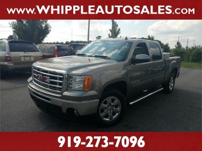 2009 GMC Sierra 1500 SLT (Dark Grey)
