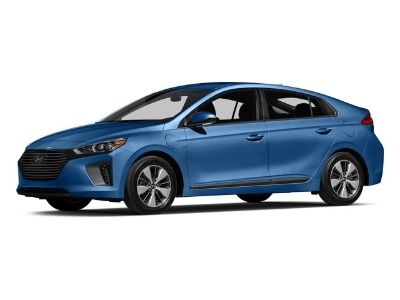 2018 Hyundai Ioniq Plug-In Hybrid Base (Electric Blue Metallic)