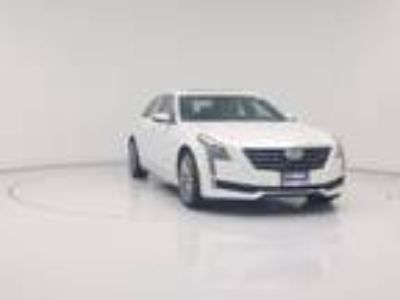 2016 Cadillac CT6 Luxury