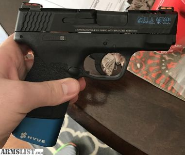 For Sale: Smith & Wesson M&P Shield 45 Performance Center