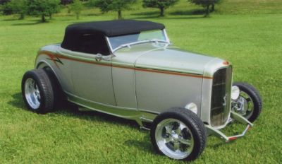 1932 Ford Dearborn Roadster for sale in Pittsburgh, Pennsylvania.