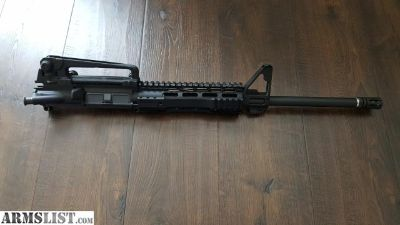 For Sale: AR-15 upper. Price drop only for the next 2 days!
