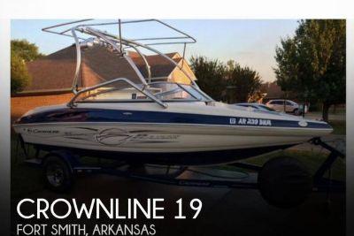2012 Crownline 195 SS