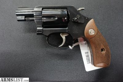 For Sale: SMITH & WESSON 38 REVOLVER