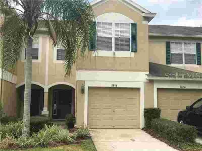 2808 Conch Hollow Drive BRANDON Three BR, Spacious townhome with
