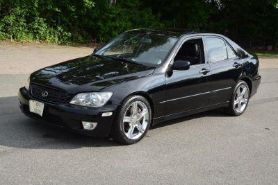 2003 Lexus IS 300 Base (Black Onyx)