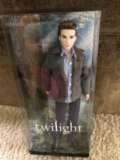 Barbie's Twilight Edward NIB