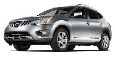 2011 Nissan Rogue S (Cayenne Red)