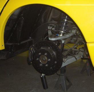 Viper Brake System