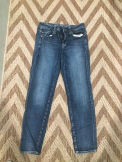 American Eagle Jeans size 4S