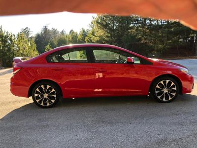 2013 Honda Civic Si (Red)