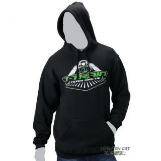 Sell Arctic Cat / Tucker Hibbert Apparel - Men's T-Train 68 Hoodie - Black - 5263-18_ motorcycle in Sauk Centre, Minnesota, United States, for US $34.99