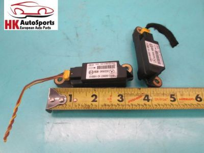 Purchase MERCEDES BENZ CL500 E430 S430 S500 AIR BAG IMPACT CRASH SENSOR PAIR 2208204426 motorcycle in Hesperia, California, United States, for US $32.00
