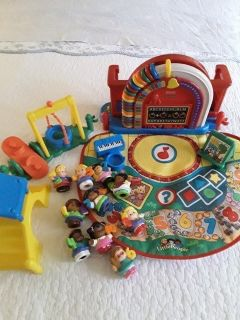 Fisher Price little People School