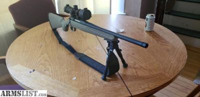 For Trade: Ruger american 300 blackout with ammo