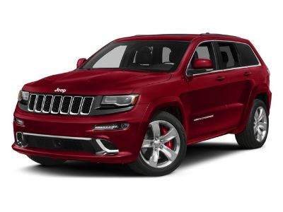 2015 Jeep Grand Cherokee SRT8 (Bright White Clearcoat)