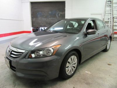 2012 Honda Accord LX (Gray)