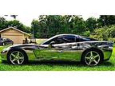 2006 Chevrolet Corvette Coupe Chrome