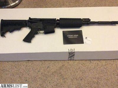 For Sale: Adams Arms Piston AR-15