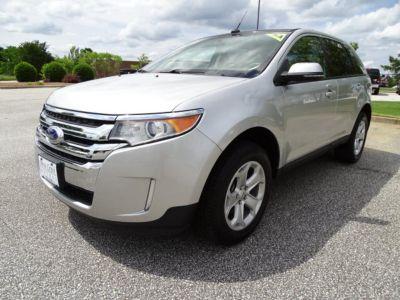 2013 Ford Edge SEL (Silver)