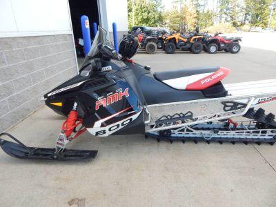 2012 Polaris 800 PRO-RMK 155 ES Mountain Snowmobiles Concord, NH