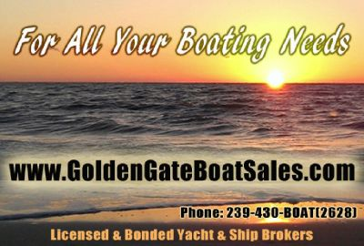 GOLDEN GATE BOAT SALES - Licensed & Bonded Yacht & Ship Brokers