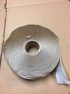 """Find White Butyl Tape 1/8""""x1.5""""x30' RV Window Roof Vent Door Waterproofing LaVanture motorcycle in Osceola, Indiana, United States, for US $15.99"""