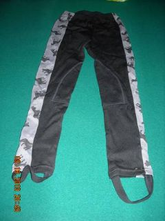 Girls Horseback Riding Pants