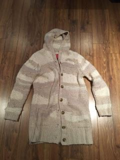 Hooded Sweater - Size L