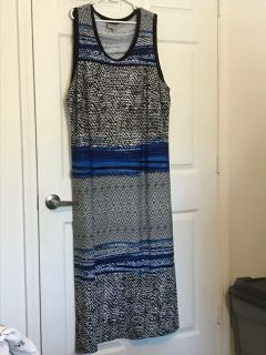 Women s Plus Size Avenue 30/32 4X Maxi Dress