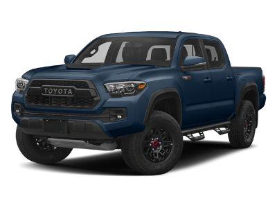2018 Toyota Tacoma TRD Pro 4WD (Cavalry Blue)