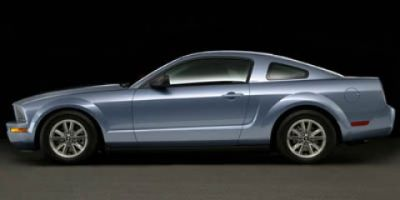 2007 Ford Mustang V6 Deluxe (Tungsten Gray Clearcoat)