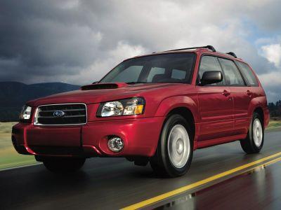 2005 Subaru Forester X ()