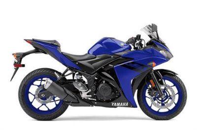 2018 Yamaha YZF-R3 Supersport Motorcycles Bessemer, AL