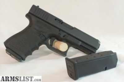 For Sale: NEW Glock 38 Polymer 45 GAP 2 mags