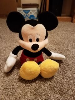 16 INCH, DISNEY MICKEY MOUSE, EXCELLENT CONDITION, SMOKE FREE HOUSE