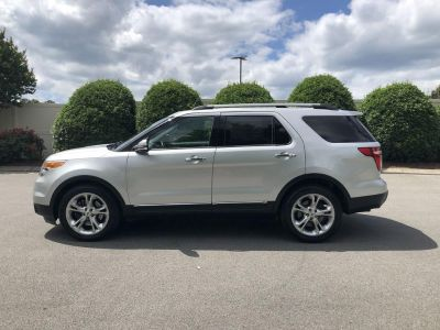 2014 Ford Explorer Limited (SILVER)