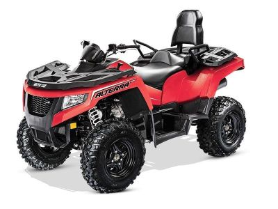 2017 Arctic Cat Alterra TRV 500 Utility ATVs Francis Creek, WI