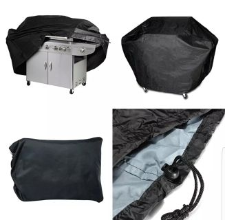 WaterProof Heavy Duty BBQ Grill Cover! New!
