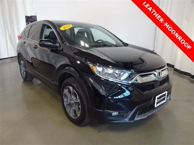 2018 Honda CR-V EX-L (black)