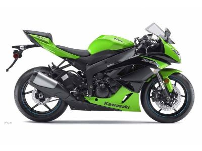 2012 Kawasaki Ninja ZX -6R SuperSport Motorcycles Port Charlotte, FL