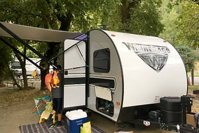 2017 Winnebago Minnie Drop 170K