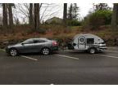 2016 Little Guy Tag-Max-Teardrop Travel Trailer in Sammamish, WA