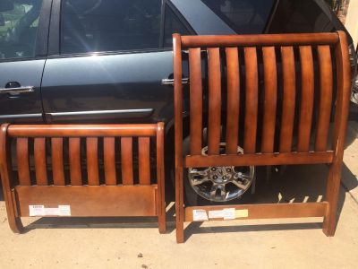 TWIN BED, ALMOST NEW!