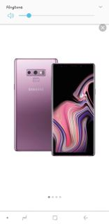 Note 9 at&t 128gb