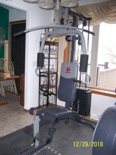 Bowflex xtreme for sale only left at