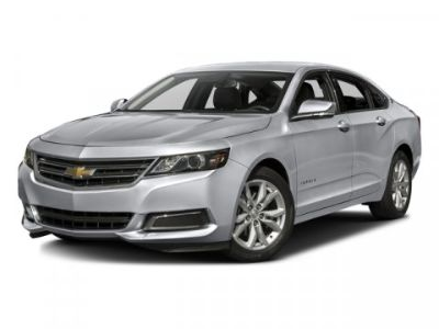 2016 Chevrolet Impala LT (Summit White)