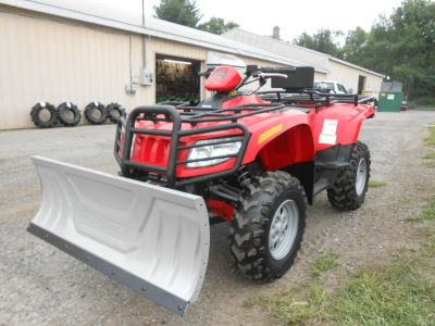 2009 Arctic Cat TRV 400 Utility ATVs Howell, MI