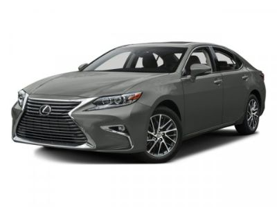 2016 Lexus ES 350 Base (Atomic Silver)